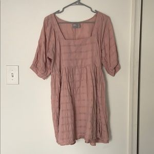 Pink mini dress from ASOS size 10